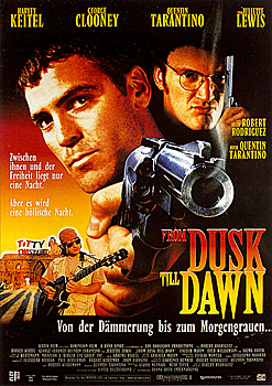 Kinoplakat: From Dusk till Dawn