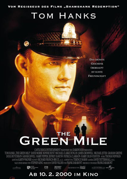 Kinoplakat: The Green Mile