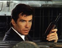 Pierce Brosnan ist James Bond