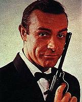 Sean Connery ist James Bond