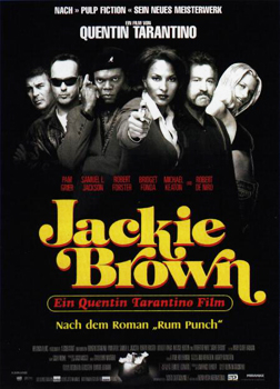 Plakatmotiv: Jackie Brown (1997)