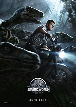 Kinoplakat: Jurassic World