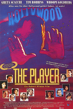 Plakatmotiv: The Player (1992)