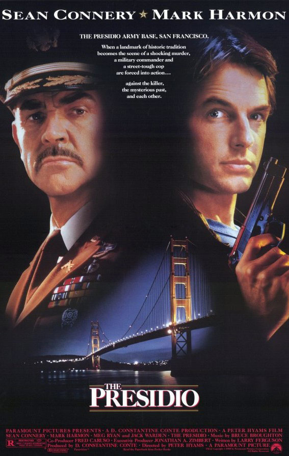 Plakatmotiv (US): The Presidio (1988)