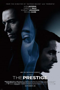Plakatmotiv (US): The Prestige (2006)