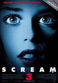 Kinoplakat: Scream 3