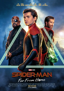 Kinoplakat: Spider-Man – Far from Home