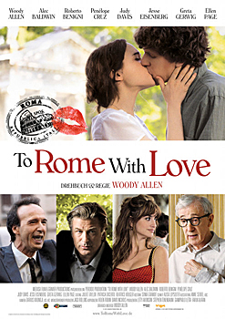 Plakatmotiv: To Rome with Love (1997)