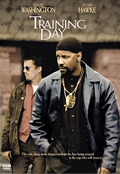 DVD-Cover (US): Training Day