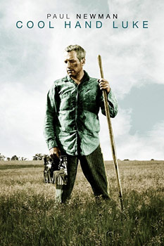 Plakatmotiv (US): Cool hand Luke (1967)