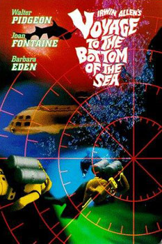 DVD-Cover: Voyage to the Bottom of the Sea – Unternehmen Feuergürtel (1961)
