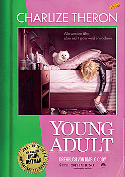 Kinoplakat: Young Adult